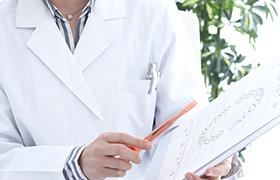 インプラント治療の流れのイメージ